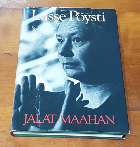 Kirja (Lasse Pöysti - Jalat maahan)