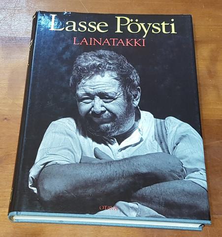 Kirja (Lasse Pöysti - Lainatakki)