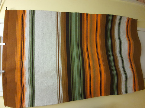 Ryijy / seinävaate (160 x 91 cm)