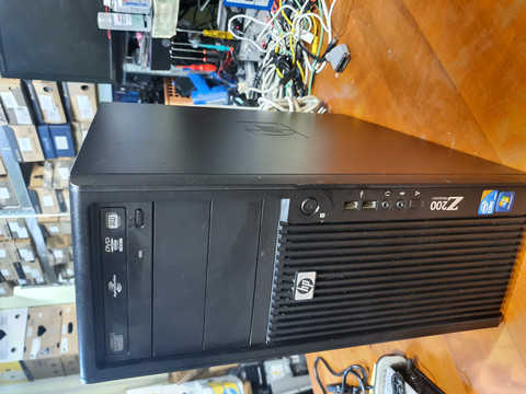 Pöytätietokone (HP Z200)