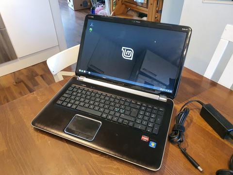 Kannettava tietokone (HP Pavilion dv7)
