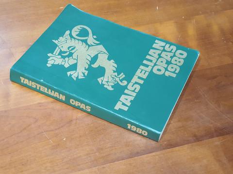 Kirja (Taistelijan opas 1980)