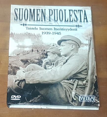 DVD-elokuva (Suomen puolesta - Taistelu Suomen itsenäisyydestä 1939 - 1945)