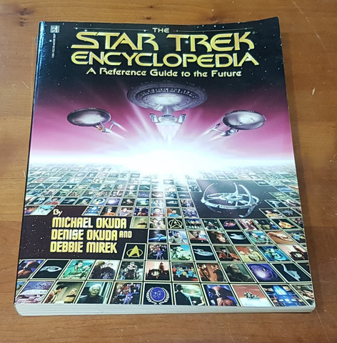 Kirja (Star Trek Encyclopedia - A Reference Guide to the Future)