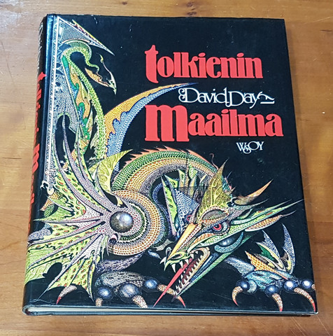 Kirja (David Day - Tolkienin maailma)