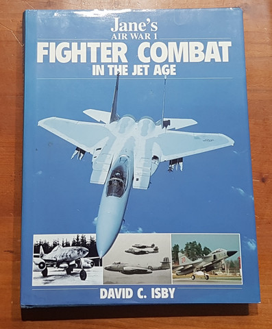 Kirja (David C. Isby. Jane's Air War 1. Fighter Combat in the Jet Age)