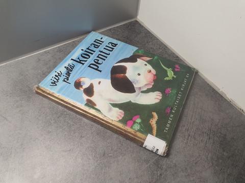 Lasten kierrätyskirja (Tammen Kultaiset Kirjat 64 - viisi pientä pentua)