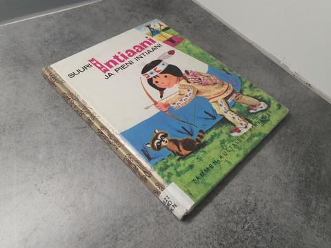 Lasten kierrätyskirja (Tammen Kultaiset Kirjat 99 - Suuri Intiaani ja pieni Intiaani)
