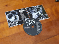CD -levy (Stevie Ray Vaughan & Double Trouble - HITS 2)