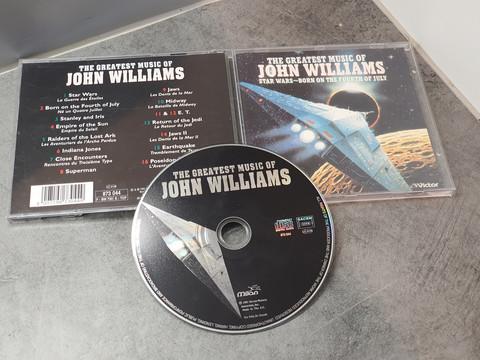 CD -levy (John Williams - Musiikkia elokuvista)
