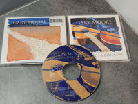CD -levy (Gary Moore - Ballads & Blues)