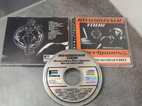 CD -levy (Hurriganes - Roadrunner Tour)
