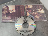 CD -levy (Hurriganes - Crazy Days)