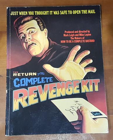 Kirja (The Return Of The Complete Revenge Kit)