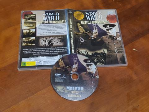 DVD -elokuva (World War II - Taistelu Britanniasta)