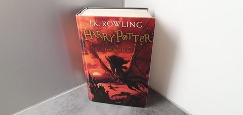 Kierrätyskirja (Harry Potter ja Feeniksin kilta)
