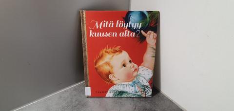 Lasten kierrätyskirja (Tammen Kultaiset Kirjat 216 - Mitä löytyy kuusen alta?)