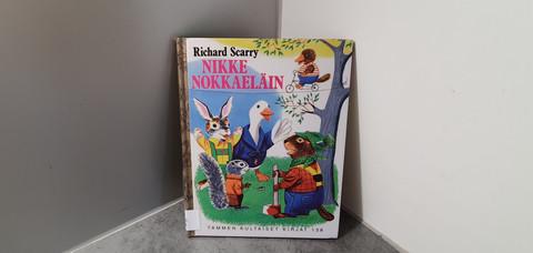 Lasten kierrätyskirja (Tammen Kultaiset Kirjat 138 - Nikke Nokkaeläin)
