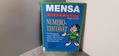 Kierrätyskirja (Mensa)