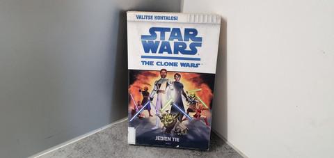 Kierrätyskirja (Star Wars - The Clone Wars)