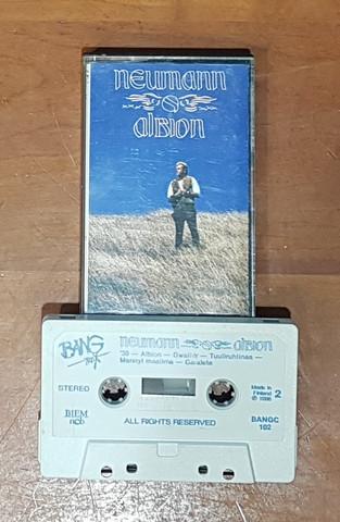 C-kasetti (Neumann - Albion)