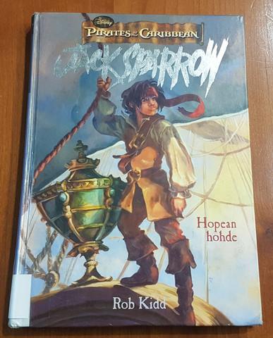 Lasten kierrätyskirja (Pirates of the Caribbean - Jack Sparrow Hopean hohde)