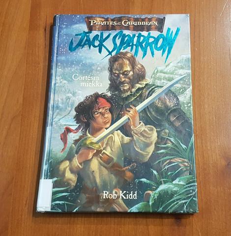 Lasten kierrätyskirja (Pirates of the Caribbean - Cortesin miekka) #2