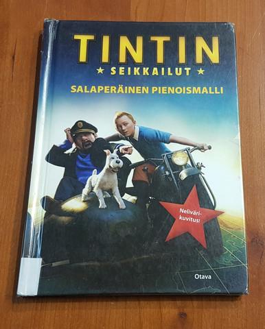 Lasten kierrätyskirja (Tintin seikkailut - Salaperäinen pienoismalli)