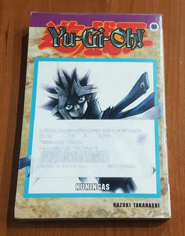 Lasten kierrätyskirja (Kazuki Takahashi - Yu-gioh!: 38: Kuningas)