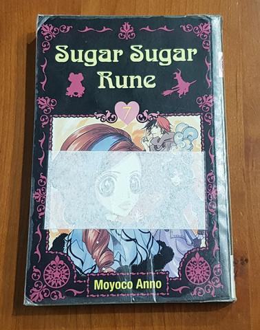 Lasten kierrätyskirja (Moyoco Anno - Sugar Sugar Rune 7)