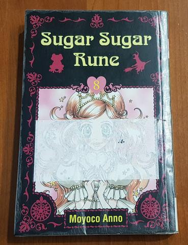 Lasten kierrätyskirja (Moyoco Anno - Sugar Sugar Rune 8)
