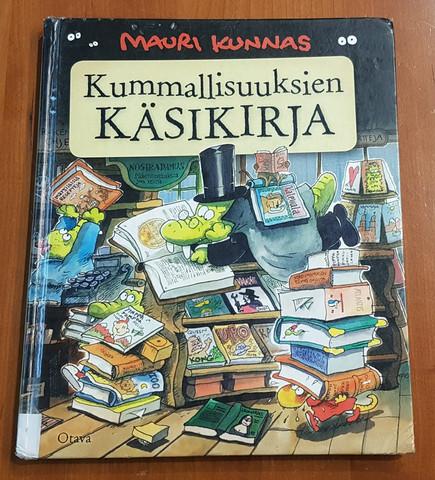 Lasten kierrätyskirja (Mauri Kunnas - Kummallisuuksien käsikirja) #4