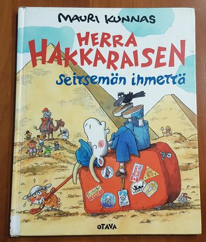 Lasten kierrätyskirja (Mauri Kunnas - Herra Hakkaraisen seitsämän ihmettä)