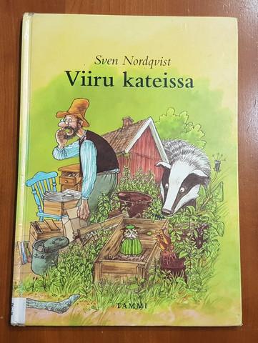 Lasten kierrätyskirja (Sven Nordqvist - Viiru kateissa)