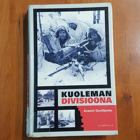 Kierrätyskirja (Anatoli Gordijenko - Kuoleman divisioona)