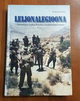 Kierrätyskirja (Kari Kallonen - Leijonalegioona - Suomalaiset sotilaat Ranskan muukalaislegioonassa)