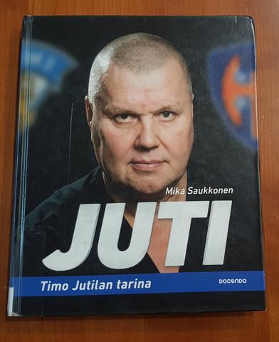 Kierrätyskirja (Mika Saukkonen - JUTI - Timo Jutilan tarina)
