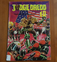 Sarjakuvakirja (Carlos Ezquerra - Judge Dredd 10, Operaatio maailmaloppu 2)