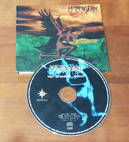 CD-levy (My Dying Bride)