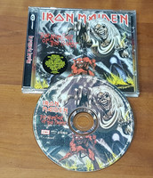 CD-levy (Iron Maiden - Number Of The Beast)