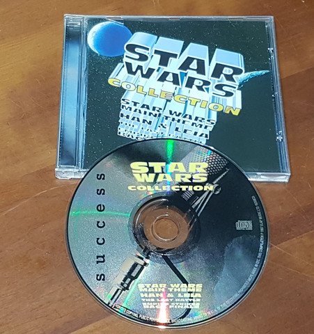CD-levy (Star Wars Collection)