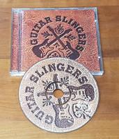 CD-levy (Guitar Slingers - Guitar Sligers)