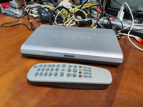 Antenniverkon digiboksi (Philips DTR 200/00)