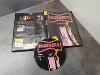 DVD -elokuva (Insiders) K-15