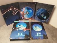 DVD -elokuva (E.T.) K-7