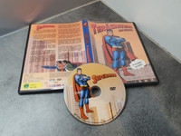 Lasten DVD -elokuva (Teräsmies) K-3