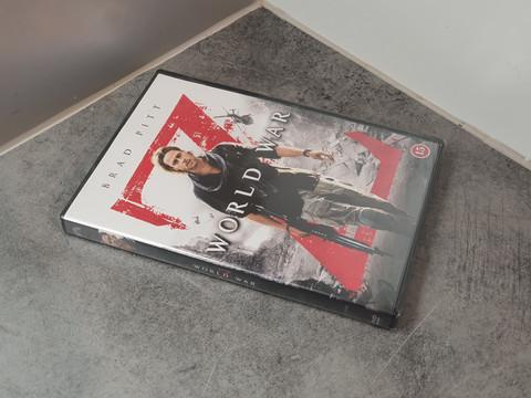 DVD -elokuva (World War Z) K-16
