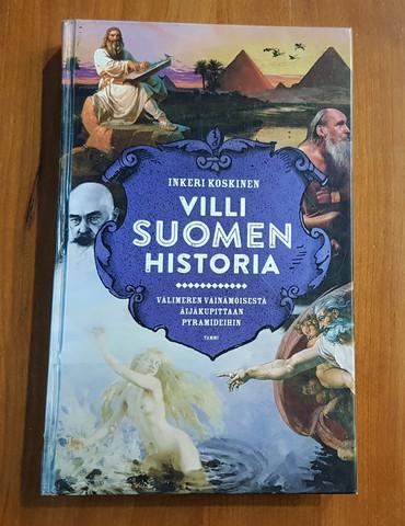 Kierrätyskirja (Inkeri Koskinen - Villi Suomen historia)