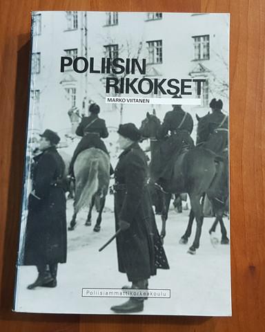 Kierrätyskirja (Marko Viitanen - Poliisin rikokset)