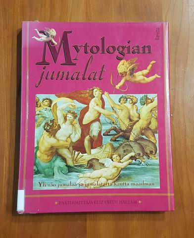 Kierrätyskirja (Elizabeth Hallam - Mytologian jumalat- Yli 130 jumalaa ja jumalatarta kautta maailman)